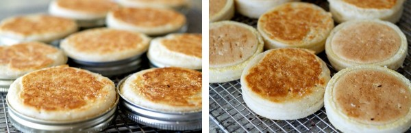 "Just pop them out of the rings, and you have what they call an ""English Muffin"", but I doubt the English deserve any credit at all. Damn imperialists."
